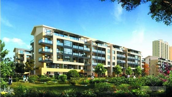 大型住宅项目及其配套设施限额设计参考造价指标(含地下室)