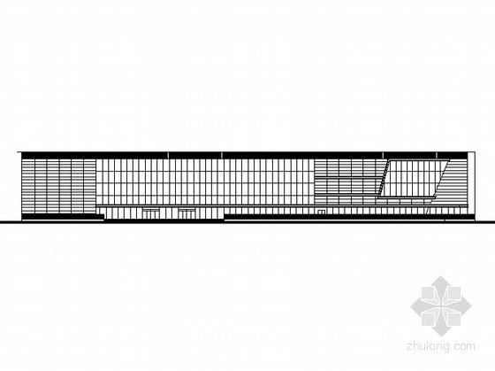 某三层汽车站建筑方案设计(原创)
