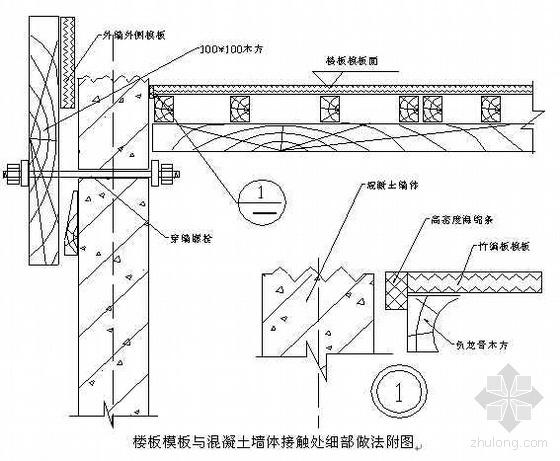 四川某社会福利院施工组织设计(12层 框剪结构 灾后重建)