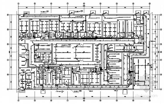 某丙级固体制剂生产车间电气图纸