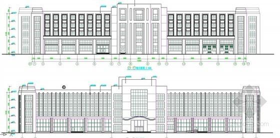 [广东]2012年科研办公楼改造建筑幕墙工程量清单预算书(编制说明+定额+CAD详图26张)