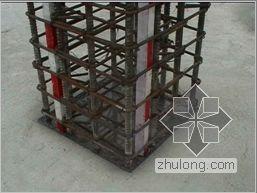 [天津]高层钢筋工程施工方案(海河杯)
