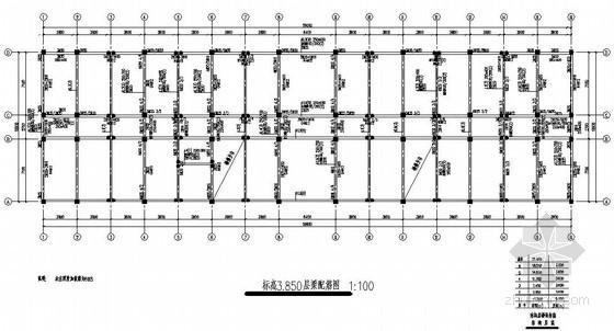 [学士]某高校训练大楼毕业设计(含计算书,建筑、结构图)