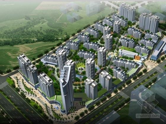 [浙江]某住宅区规划及单体设计方案文本