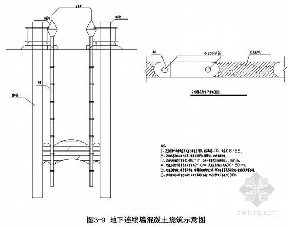 [上海]轨道交通中间风井土建工程施工组织设计