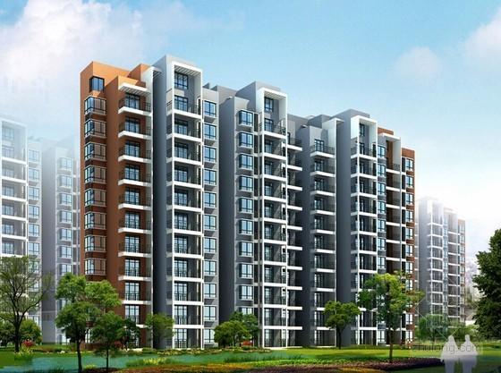 小高层住宅项目建筑安装工程量清单计价实例(全套)