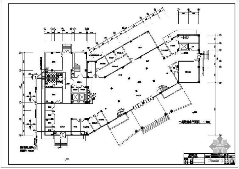 [学士]昆明理工大学某医院给排水毕业设计
