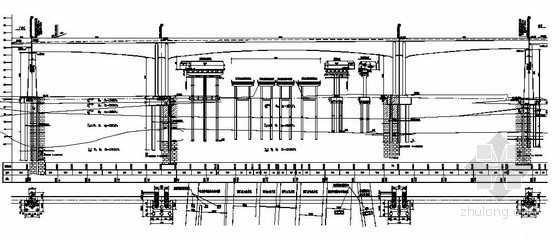 [广东]铁路特大桥跨公路87.5+160+87.5m现浇连续刚构梁挂篮施工方案及计算书261页
