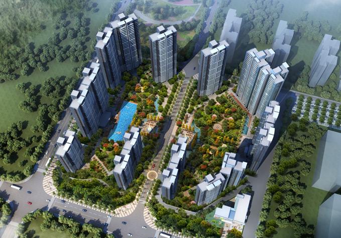 大型住宅项目双优工地汇报资料(图文)