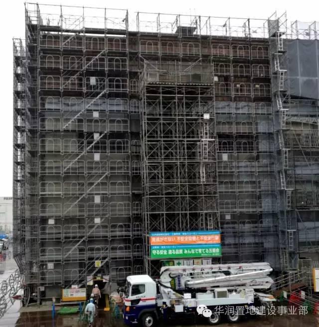 大量图片带你揭秘日本建筑施工管理全过程,涨姿势!_37