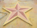 室外彩色露骨料混凝土地面施工工法
