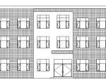 [宁夏]三层框架结构工程实验室建筑施工图(含水暖电)