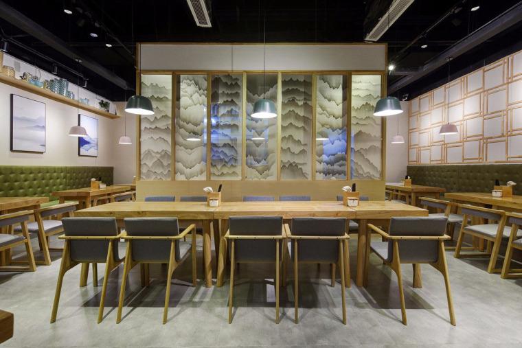 日式鸡汤拉面餐厅-7