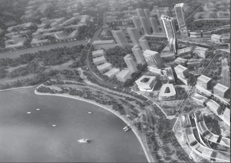 VIVO总部设计方案文本资料下载-珠海华发高新区总部方案文本
