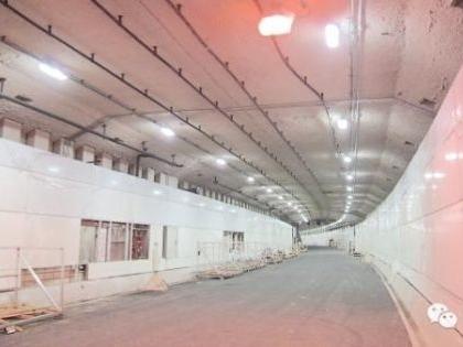上下行分离的双洞单向行驶两车道隧道施工组织设计