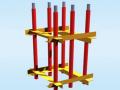 商品直营中心项目地脚螺栓安装安装施工技术交底