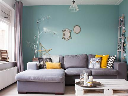 昆明家装墙面漆颜色该如何选择?