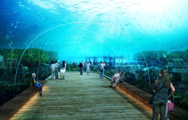 [海南]国家湿地森林小镇乡村旅游区景观设计方案