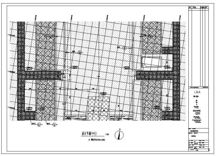 中山市朗晴轩启动区景观设计施工图一套——奥雅_6