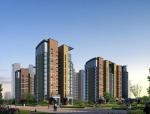 某生态城滨海家园住宅小区规划方案设计文本