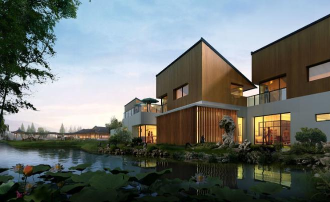 免费下载!55个居住区景观设计方案SU模型源文件_2