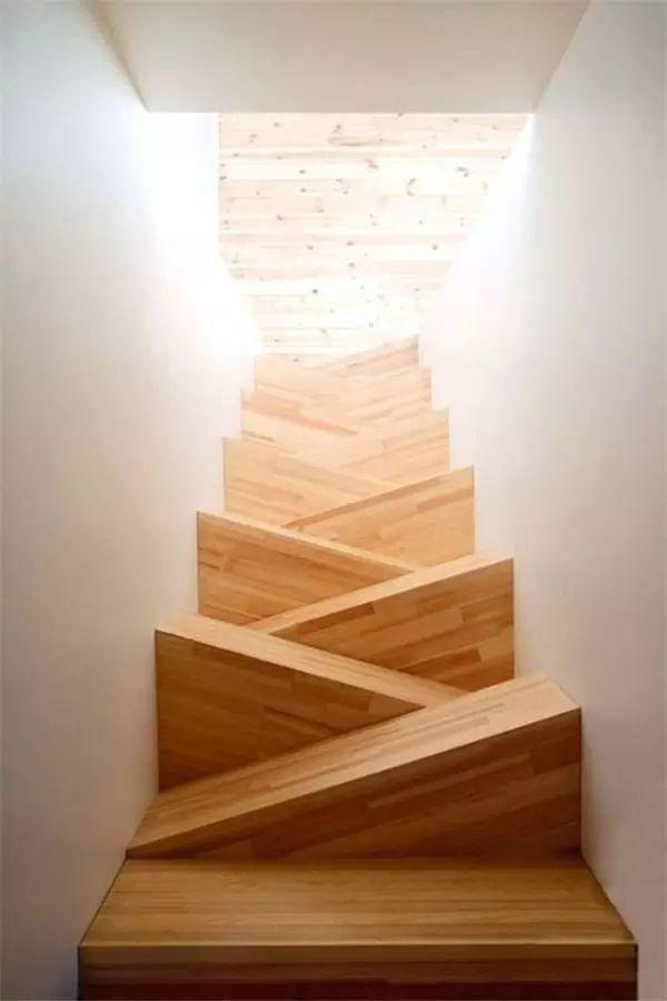 家里再小,都能装个楼梯_30