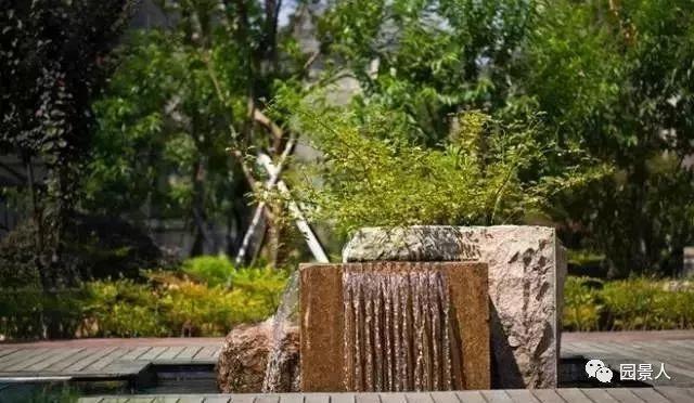 花园景观·石器小景_36