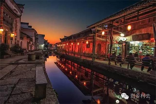设计酱:忘记乌镇、西塘、周庄吧!这些古镇古村,很美很冷门!_15