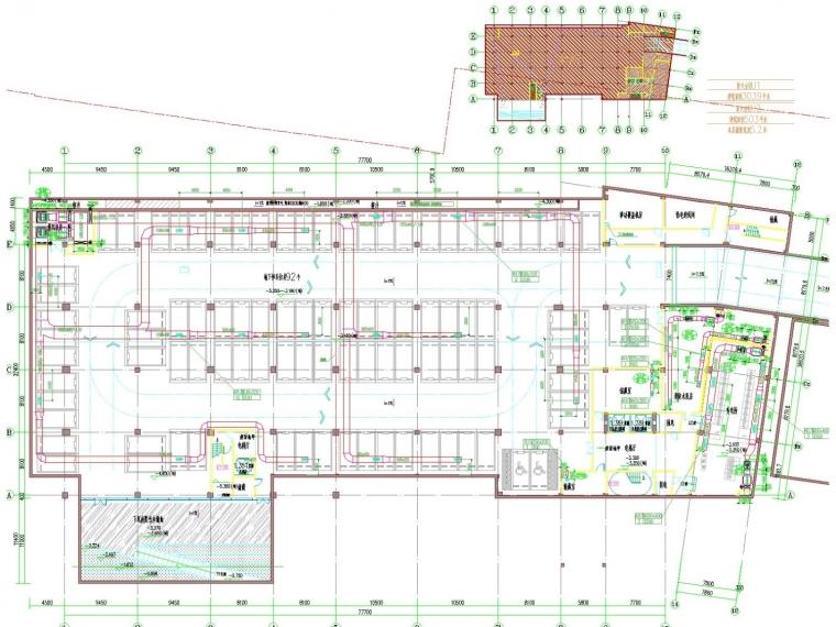 [安徽]多层科技服务综合楼空调通风及防排烟系统(大院出品)