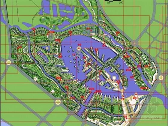 [三亚]娱乐休闲商务水城概念性规划设计方案