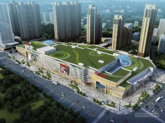 [江苏]互动性万达广场景观概念设计方案