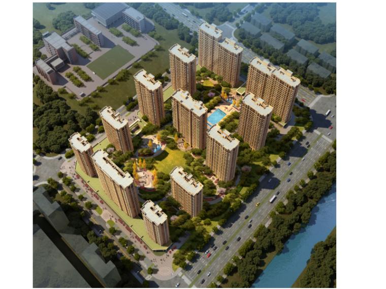 框架剪力墙结构高层住宅群工程管理策划书