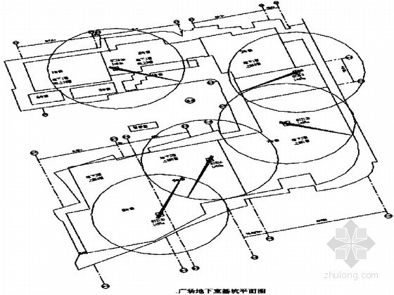 广场基坑排桩及钢支撑系统施工方案专家论证资料