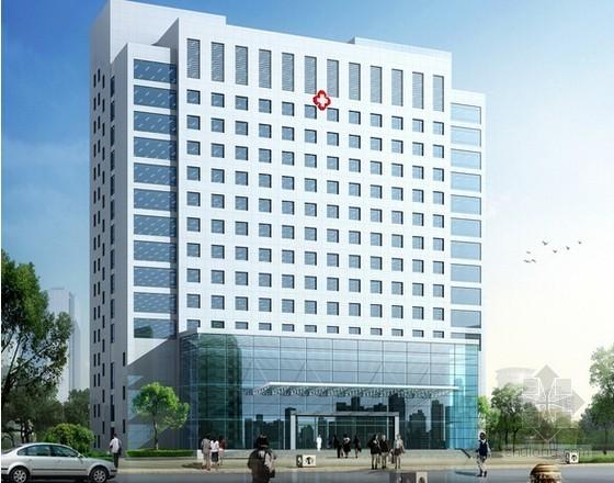 [福建]医院综合楼建安工程量清单招标控制价及招标文件