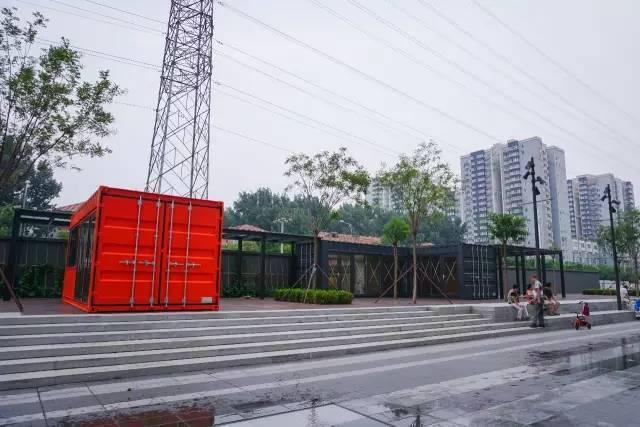 一个单词产生的设计灵感,结果火了北京的商业广场~_34