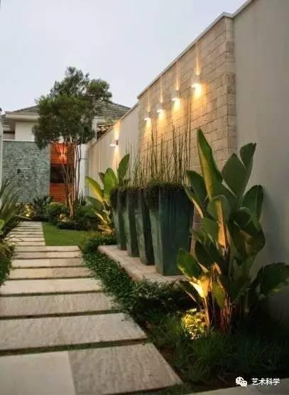 景观风水丨庭院围墙设计中的讲究_26