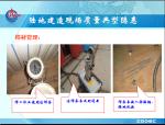 工程项目质量管理培训讲义(典型案例)