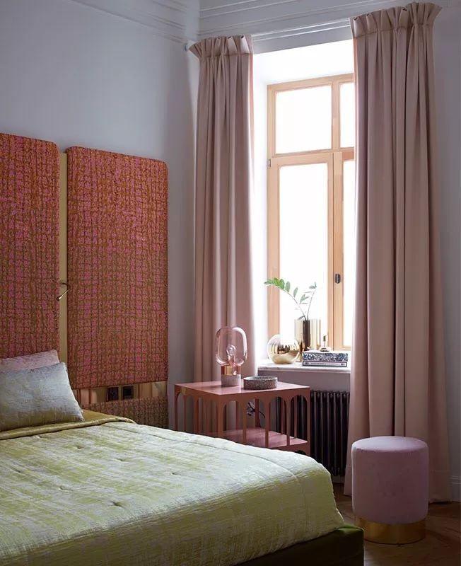 窗帘如何选择和搭配,创造出更好的空间效果_19
