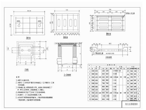 恒大地产统一建筑标准手册(下)_5