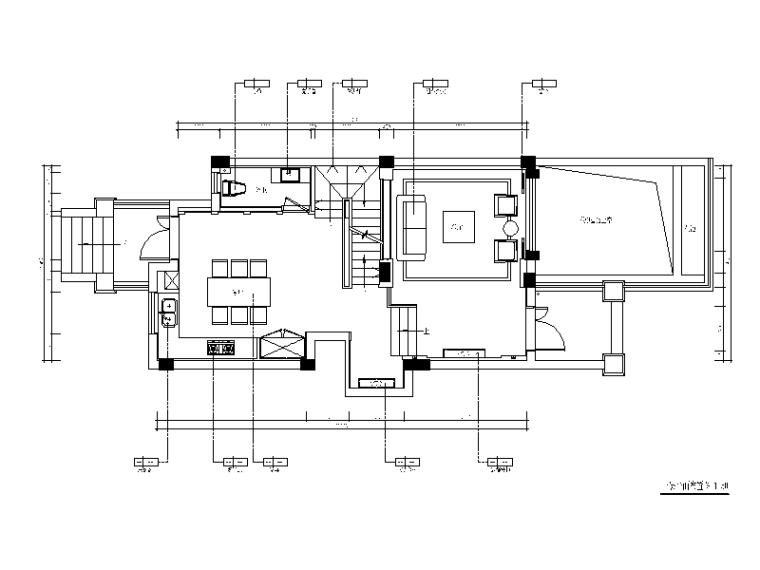 施工图设计特点:中式风格纸张风格:cad2000图时间数:77张设计格式的图纸艺术设计det365在线投注_皇冠det365足球网_det365是什么片