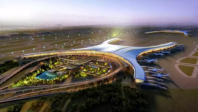 江北机场T3A航站楼BIM应用