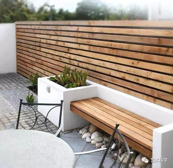 景观风水丨庭院围墙设计中的讲究_1