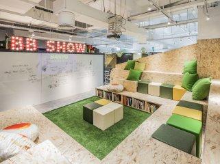 深圳华空间设计公司总部