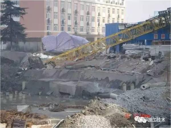 施工技术|9种基坑坍塌案例分析,安全非儿戏!_6