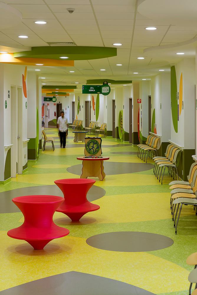 墨西哥Teletón儿童肿瘤医院-33