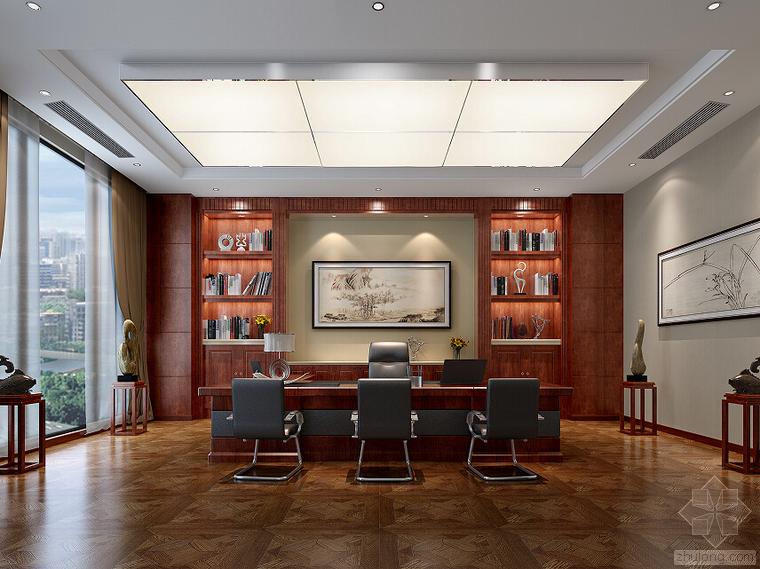 室内设计家装工装施工图及设计方案精品汇总_17
