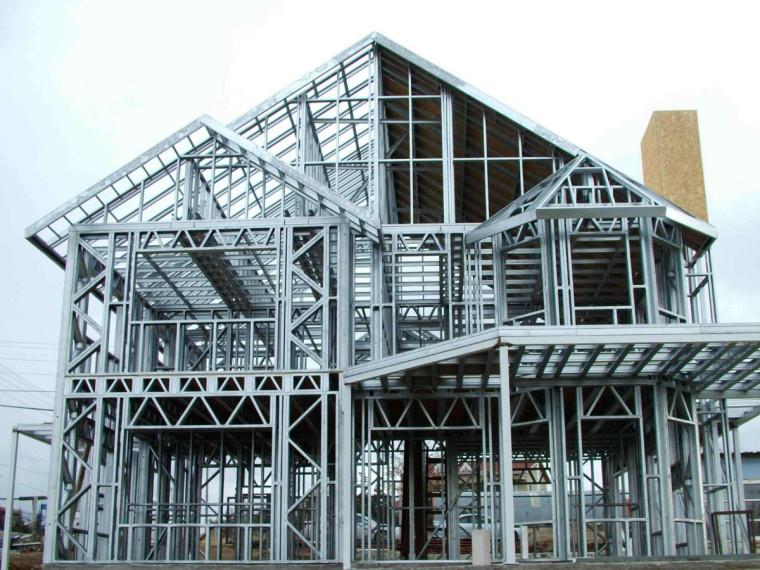 三层厂房建筑工程量计算实例(含图纸)