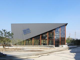 上海木屋展示中心