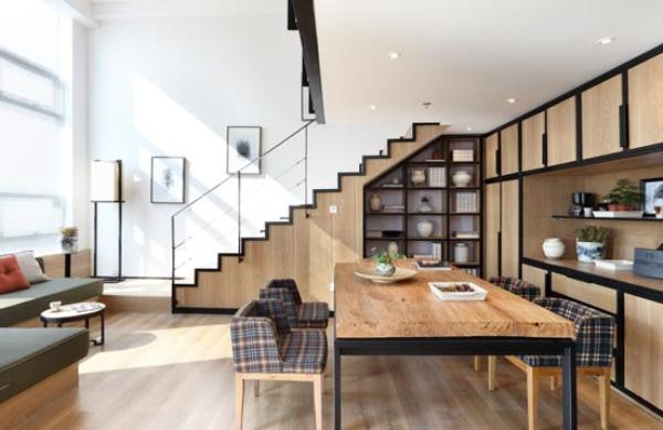 大连40平米小户型复式楼装修方案及攻略分享