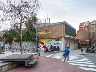 西班牙Joan Oliver市民中心扩建